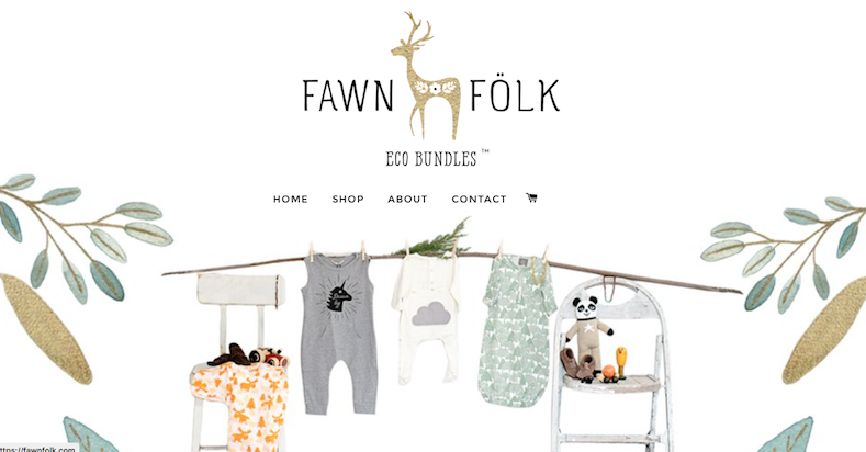 fawn-folk-website